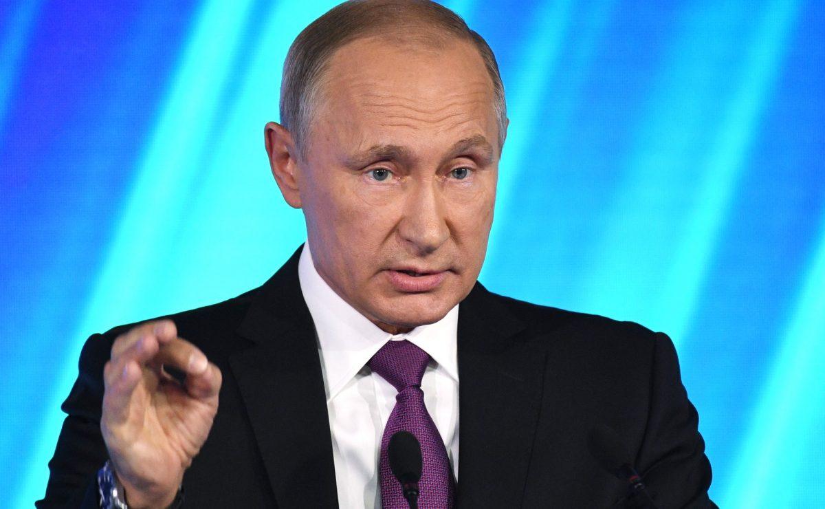 Что происходит с Путиным