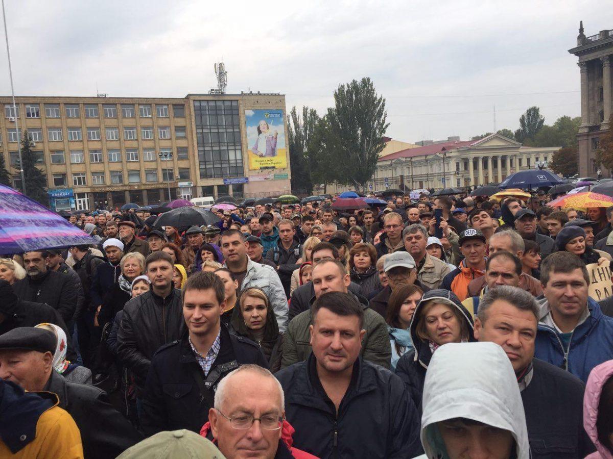 Николаев переживёт зиму, только если его люди останутся наместах— Сенкевич уверен