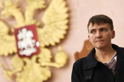 Савченко сделала радикальное объявление поКрыму