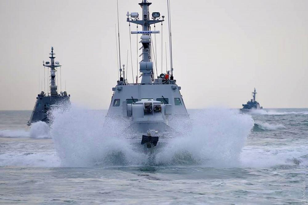«Волчья стая»: ВЧерном море украинский флот испробовал новейшую тактику боя