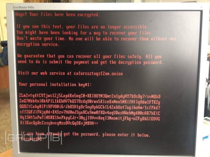 Microsoft изучает атаки вируса-шифровальщика BadRabbit
