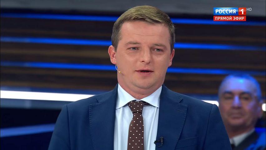 Украинского депутата сократили после участия в русском ток-шоу