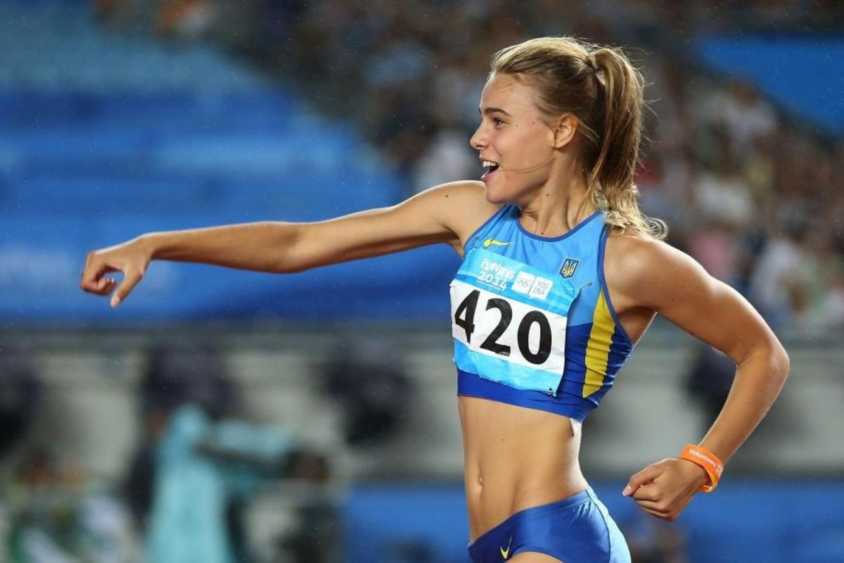 Украинскую спортсменку признали «восходящей звездой» европейской легкой атлетики