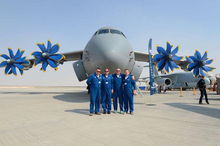 Dubai Air Show: Наавиасалоне показали два украинских самолета