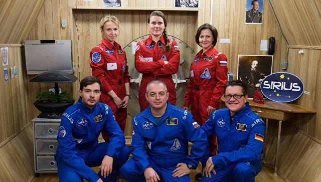 Шесть человек запрут в«лунном корабле»— Изоляционный эксперимент