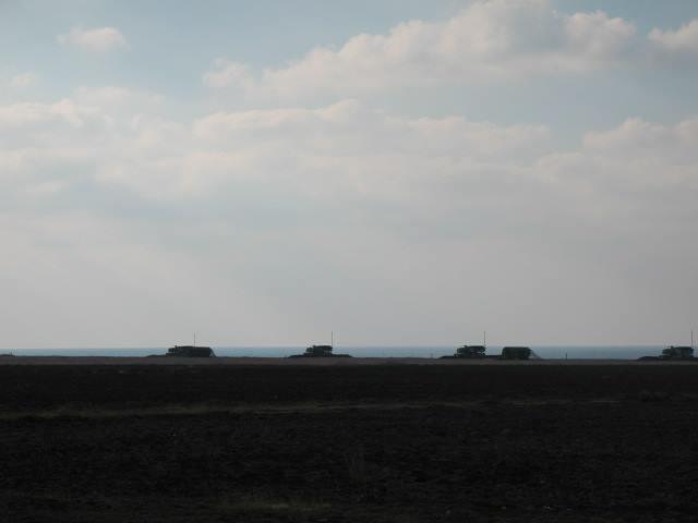 ВХерсонской области стартовали тестирования зенитных ракет