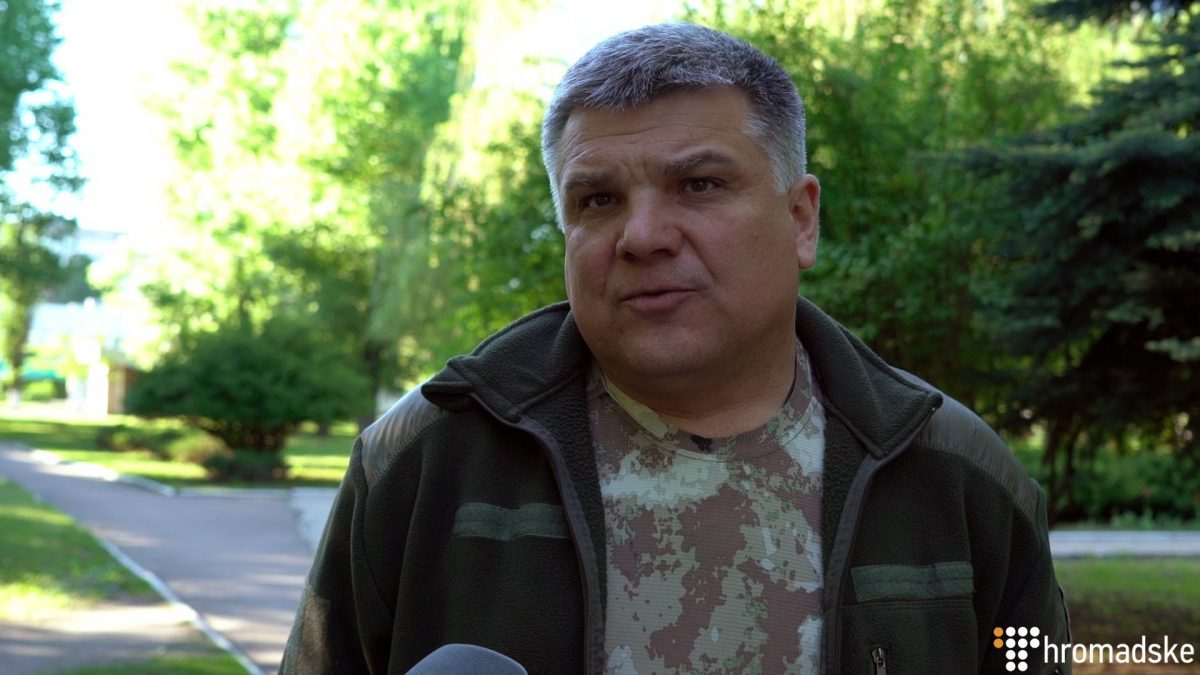 Граждане Авдеевки отказались общаться по-украински