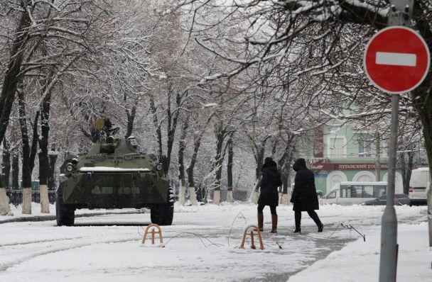 Все наличные из«банков» Луганска вывезли в Российскую Федерацию,