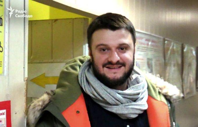 Сына Авакова выпустили из-под стражи