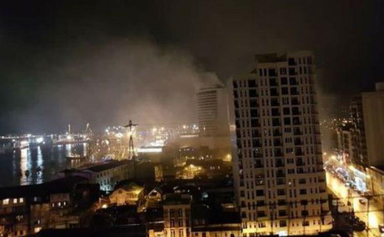 Пожар вГостинице вБатуми погибло 11 человек