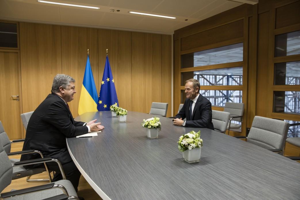 Монарх Бельгии признался Порошенко, что спал наполу вКиеве