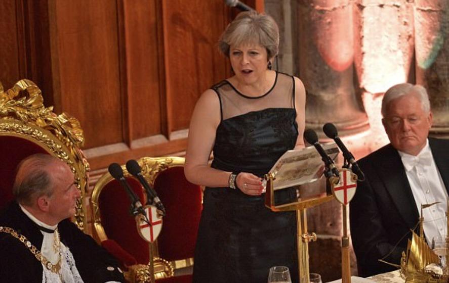 Британский премьер  Тереза Мэй обвинила РФ  вугрозе мировому порядку