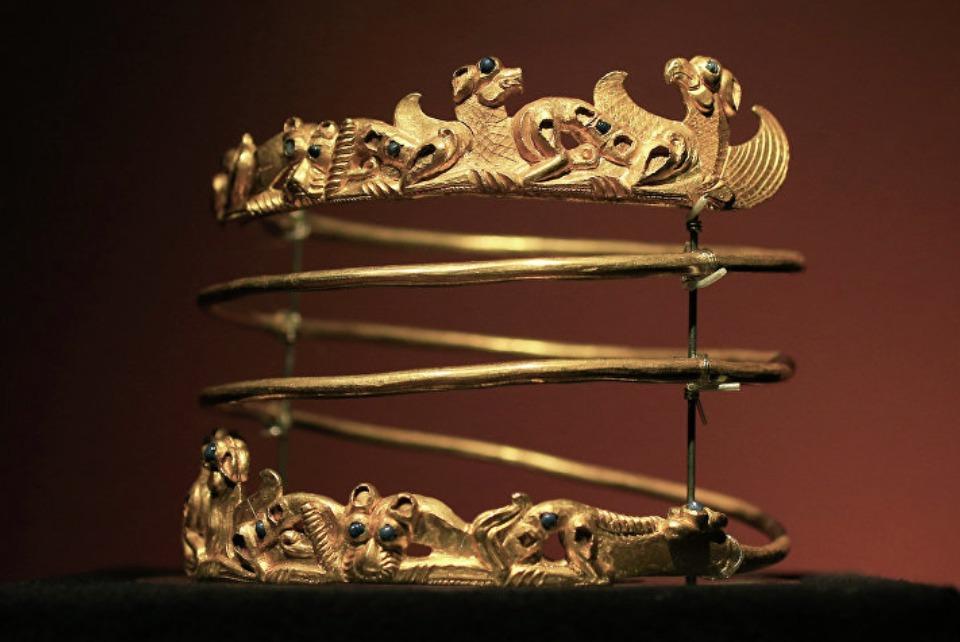 Министр культуры РФ пригрозил Нидерландам из-за «скифского золота»