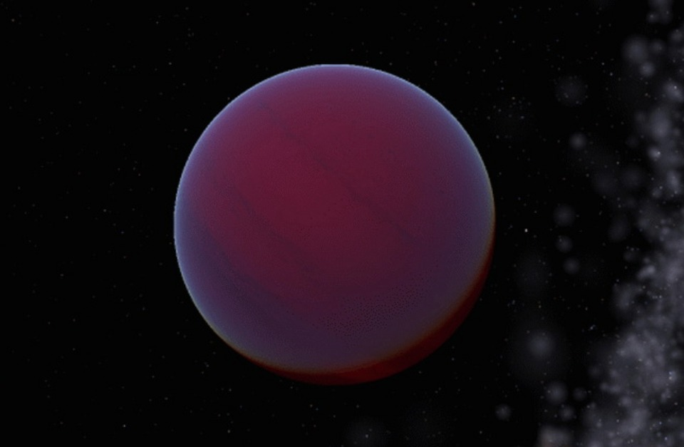 Найдена планета ссуточным периодом в27 тыс. лет