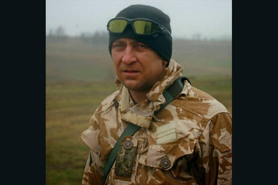 При обстреле Опытного украинский боец умер, еще один был ранен