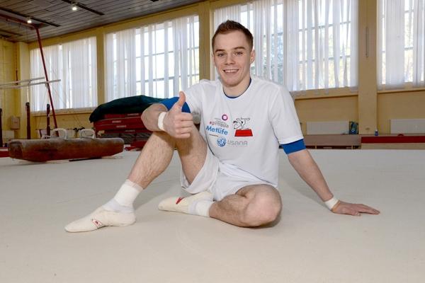 Украинский гимнаст Верняев одержал победу турнир вШвейцарии