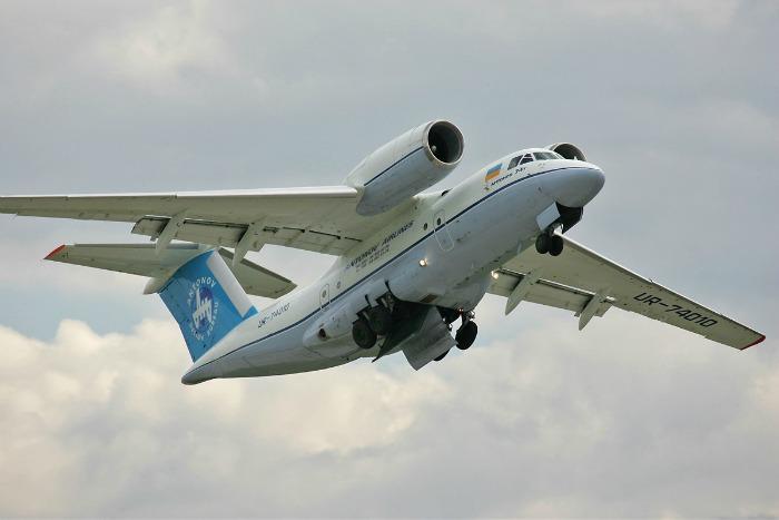 Американский инвестор пообещал запустить производство Ан-74 вХарькове