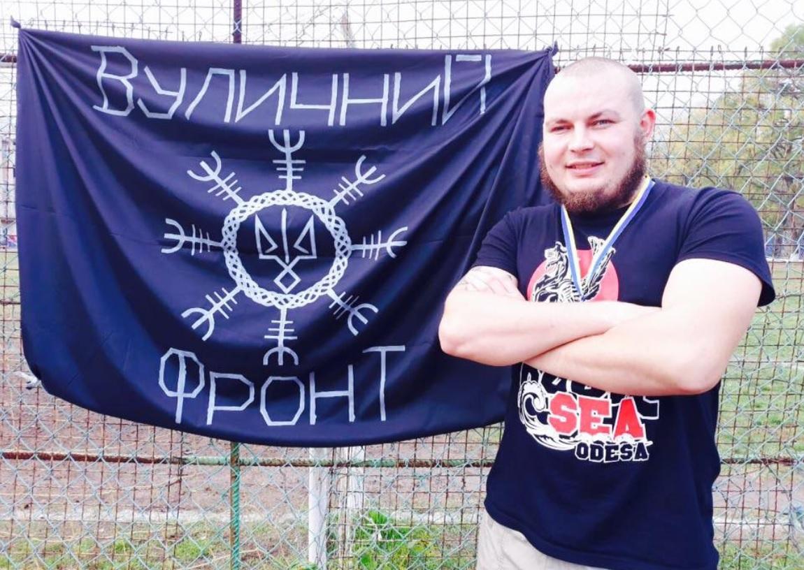 Известного одесского активиста задержали полицейские