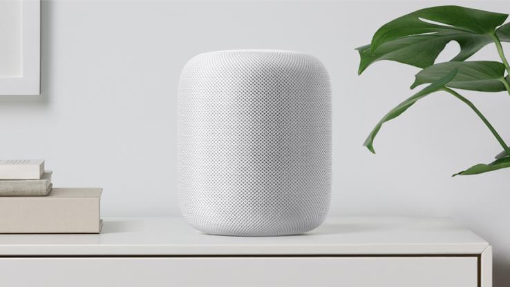Apple отложила выход «умной колонки» HomePod