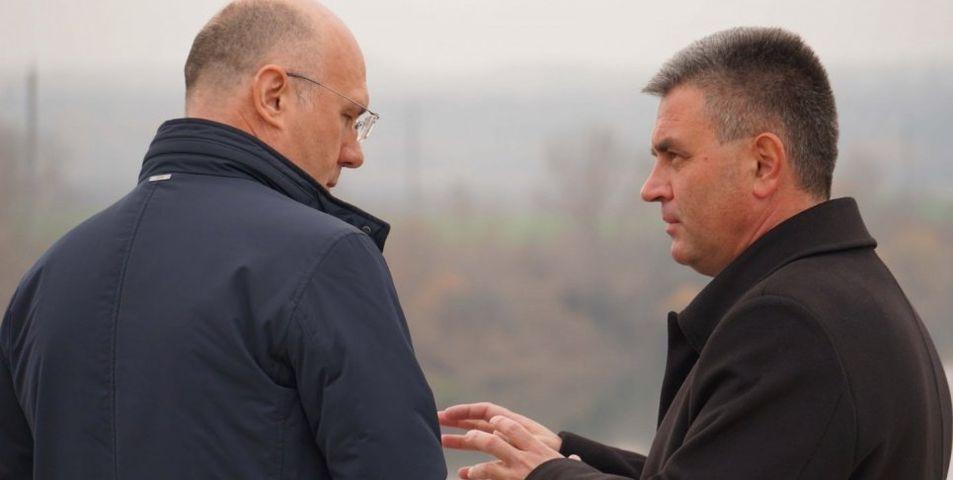 Молдавия иПриднестровье открыли мост через Днестр