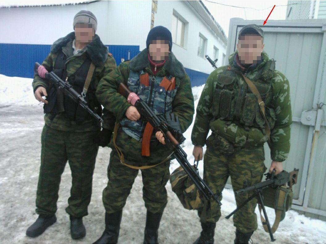 НаХарьковщине задержали боевика «ЛНР»