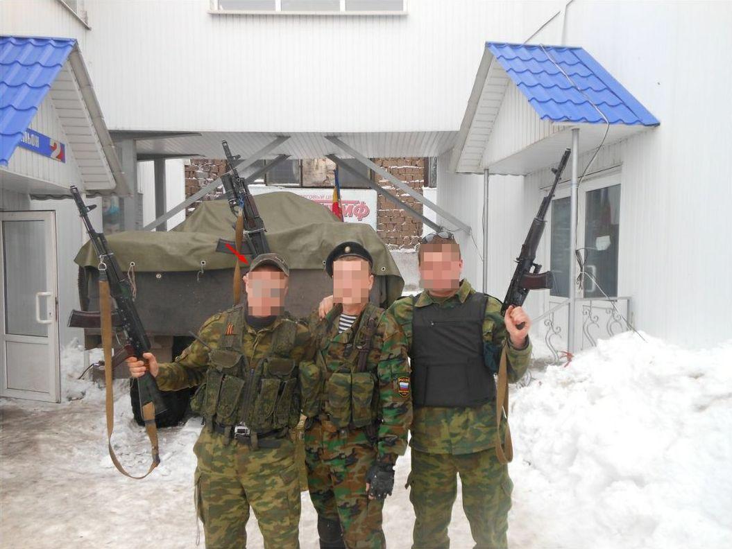 СБУ: ВХарьковской области схвачен русский наемник «ЛНР»