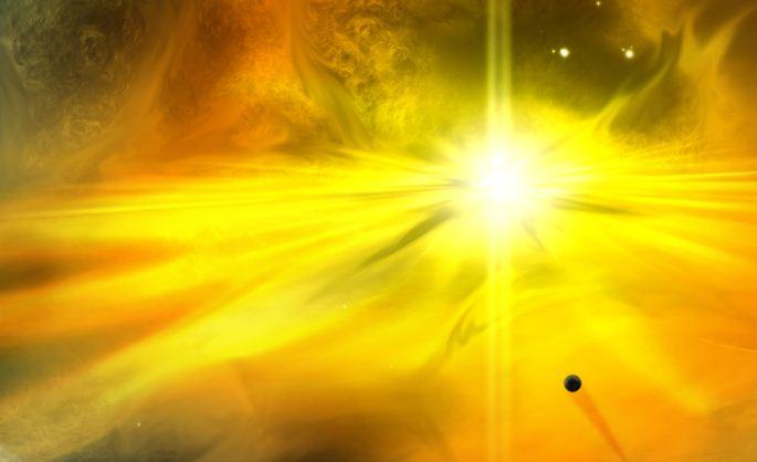 Звезда-зомби. Астрономы отыскали таинственную сверхновую звезду