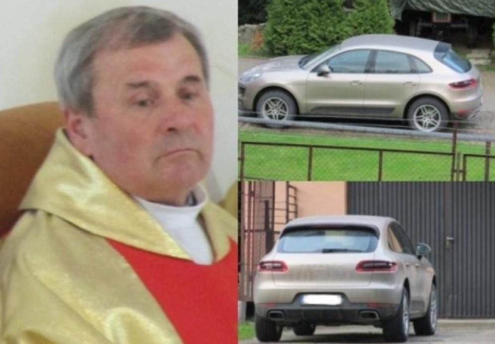 ВПольше священник под давлением общества реализует свое элитное ценное авто