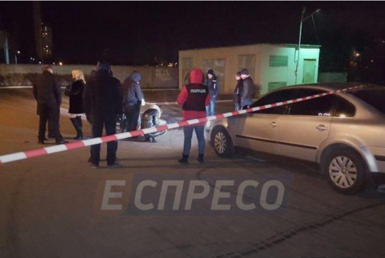 Вколлекторе Деснянского района украинской столицы отыскали тело 16-летнего подростка