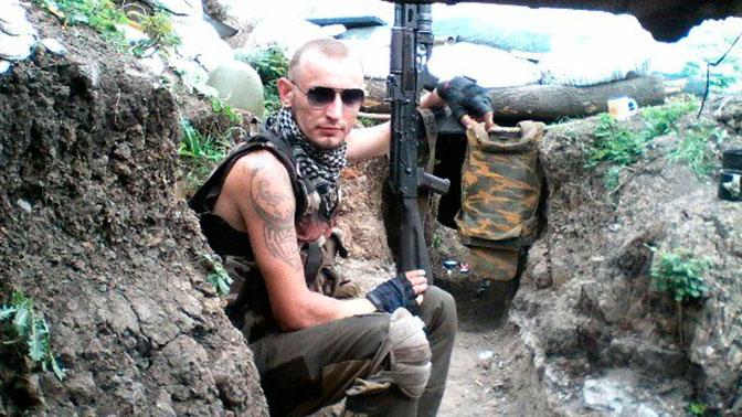Снайпер ВСУ убил популярного ополченца ДНР