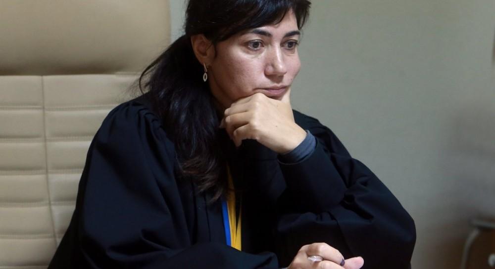 Вгосударстве Украина открыли дело наотказавшуюся арестовывать Саакашвили судью