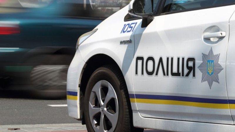 Накиевской Троещине пьяные устроили втроллейбусе массовую драку