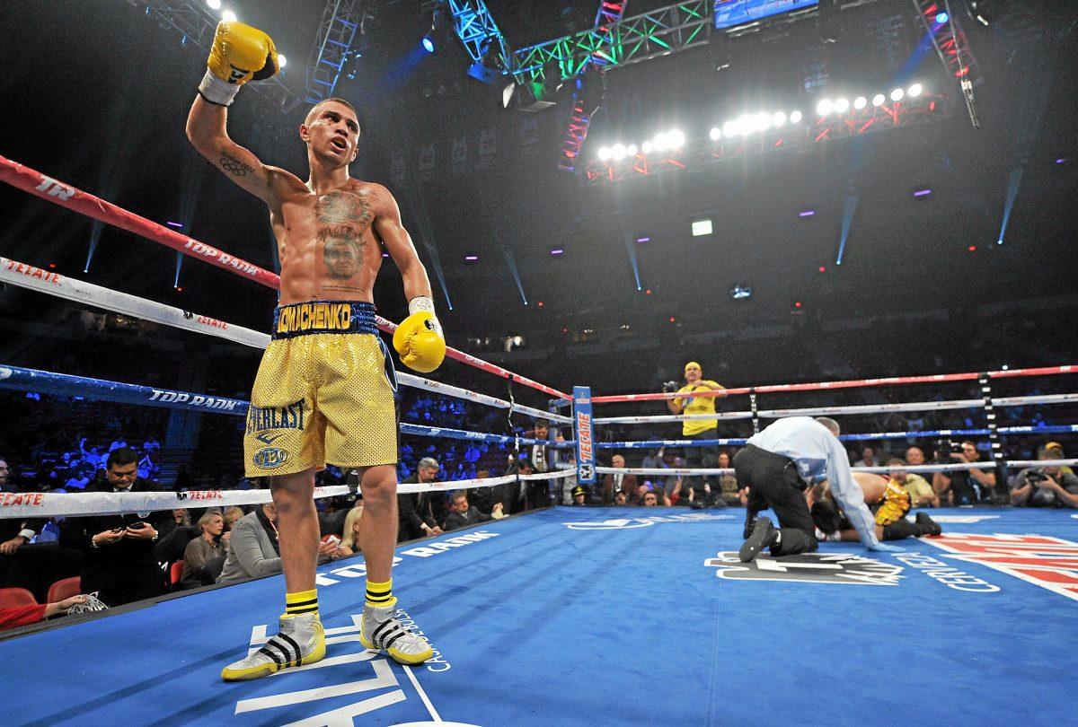 Ломаченко— главный победитель года поверсии BoxingScene