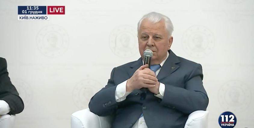 Кравчук: Вокруг Украины оказались одни противники