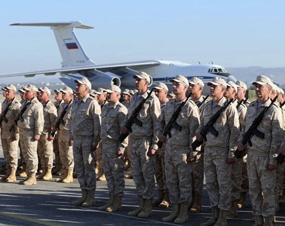 Путин поведал обудущем русских войск вСирии