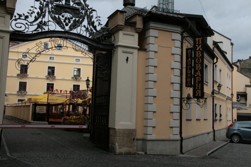 Охранники львовского ресторана избили бойцов АТО