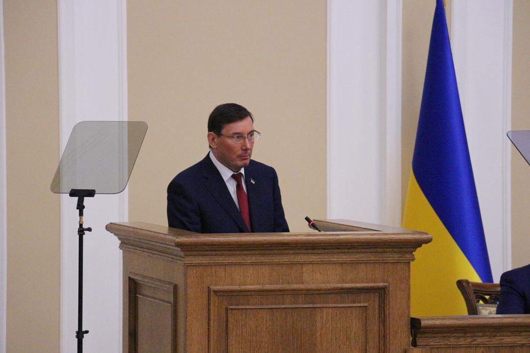 Луценко: работники СБУ имели право открыть огонь поактивистам при задержании Саакашвили