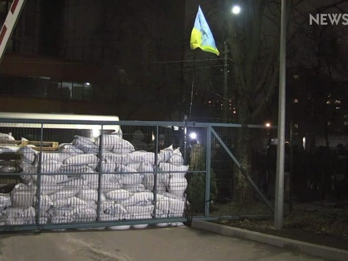 20:09 by Info Resist Блокирование NewsOne активисты требуют чтобы Мураев извинился за слова о Майдане InfoResist