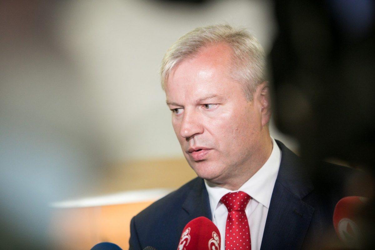 Конституционный суд Литвы обвинил депутата сейма всвязях сРосатомом