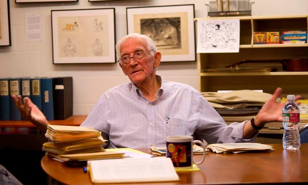 Скончался художник-мультипликатор Боб Гивенс