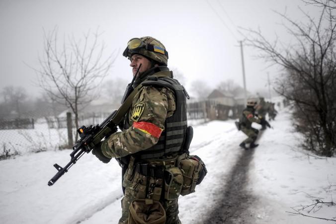 Боевики обстреляли ВСУ изминометов— «Рождественское» перемирие