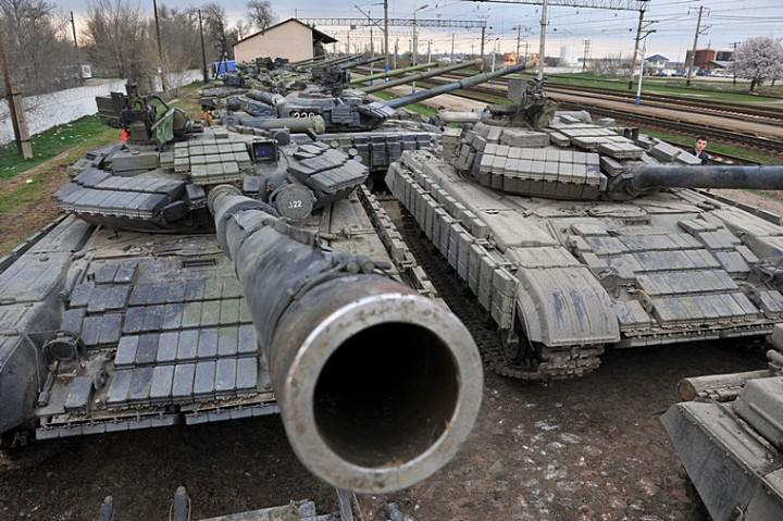 Климкин овозвращении оружия изКрыма: Украина неподдастся на русский трюк