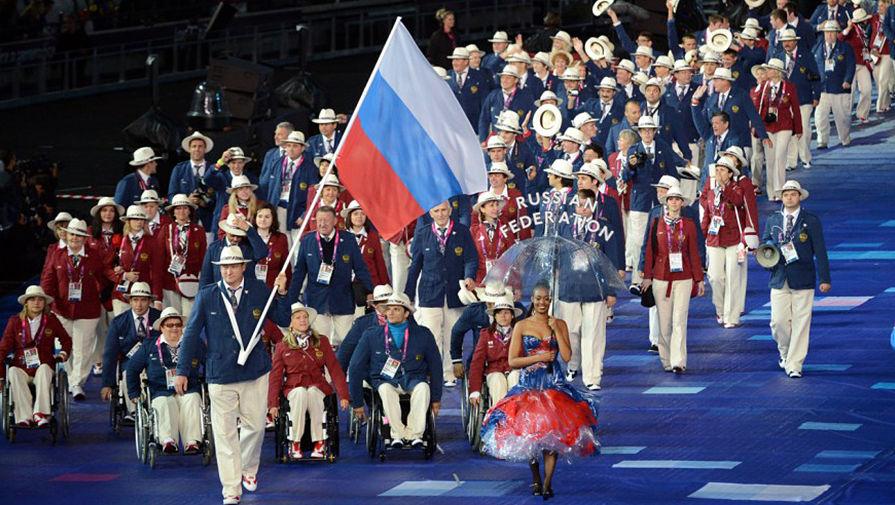 Русские спортсмены могут отказаться отучастия вПаралимпиаде