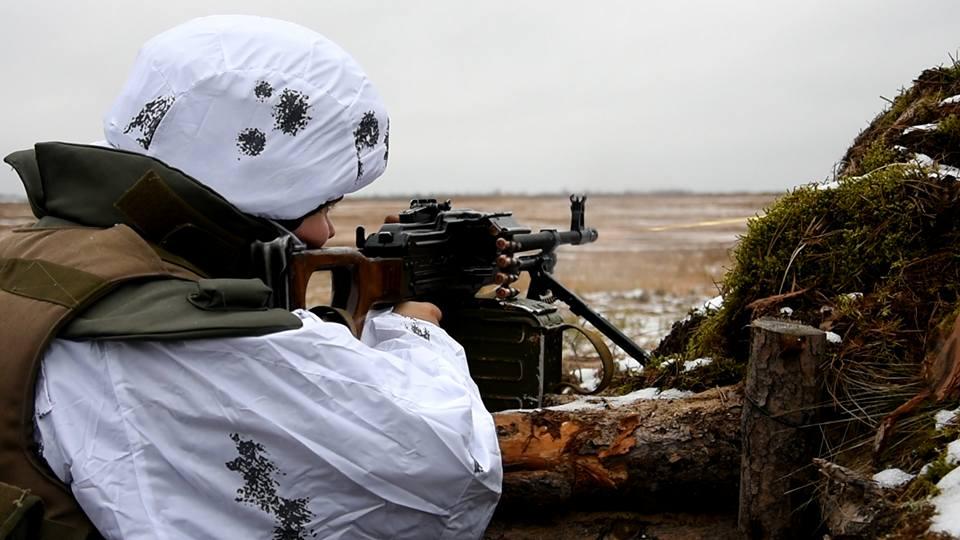 Боевики три раза провоцировали силы АТО наответный огонь— штаб