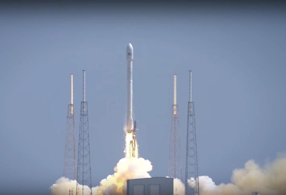 09:04 by Info Resist Секретная миссия SpaceX запустила Falcon 9 со спутником правительства США InfoResist