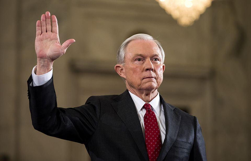 Спецпрокурор Мюллер опросил генерального прокурора США врамках «российского дела»
