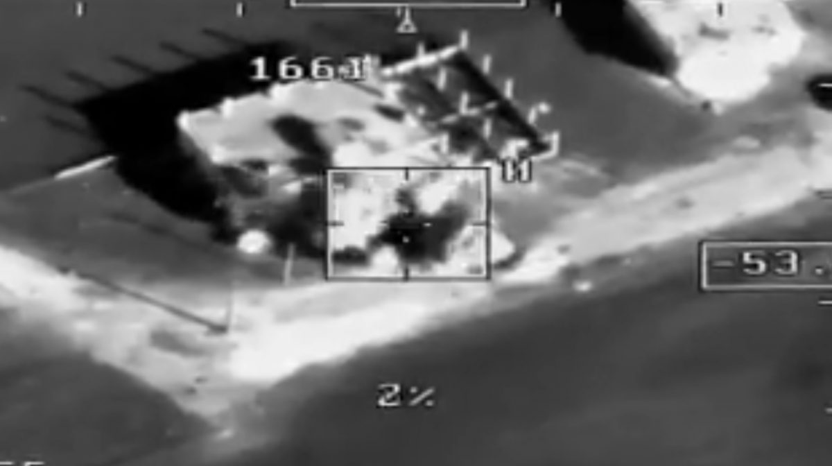 Русские войска уничтожили террористов, атаковавших базу вСирии