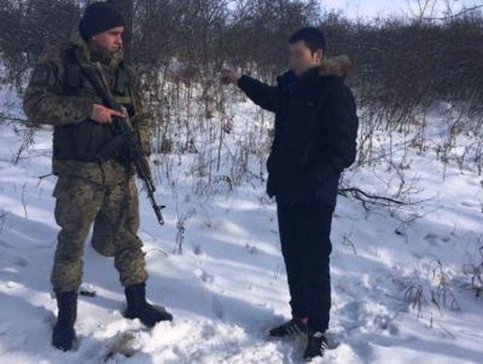 Житель россии нелегально пытался попасть в государство Украину и«стать» беженцем