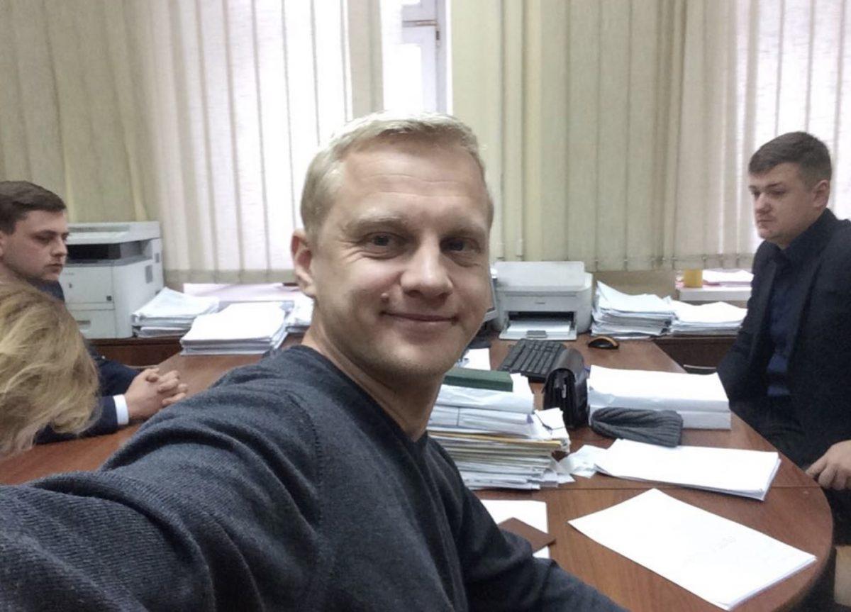 Шабунину изменили подозрение наизбиение корреспондента, ему «светит» 5 лет