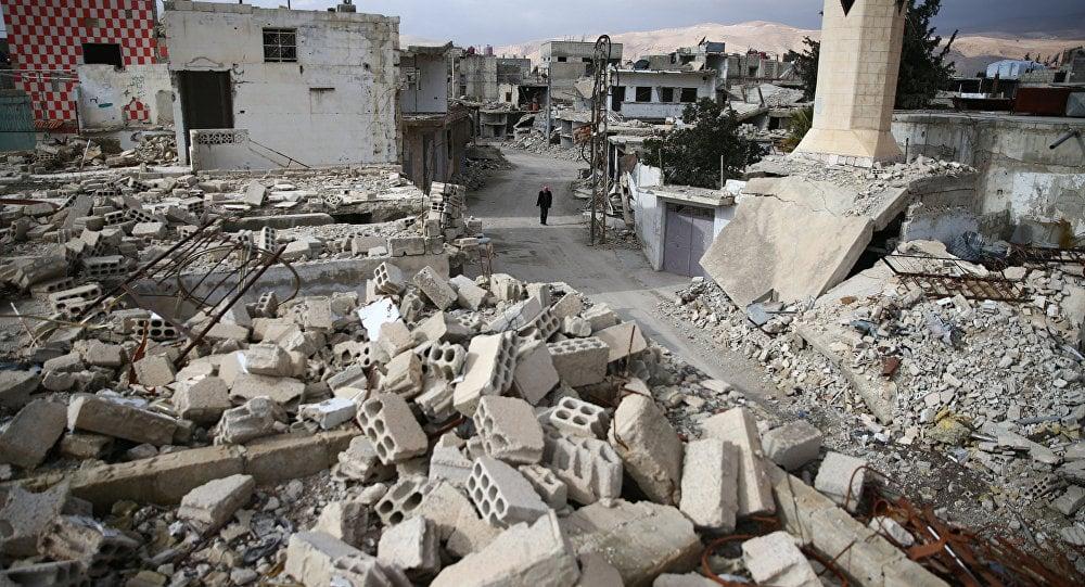 ВВосточной Гуте уже погибли 500 мирных граждан  — вражда  вСирии